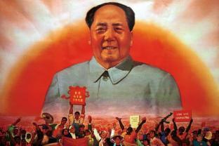 China-Kulturrevolution-Propaganda-Plakat